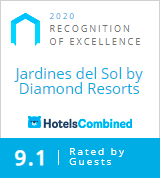 Hotels Combined Recognition of Excellence 2020 | Jardines del Sol