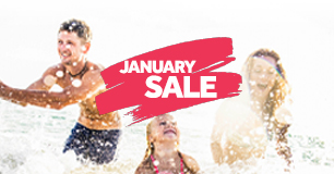 January Sale ENDS SUNDAY | 25% Off